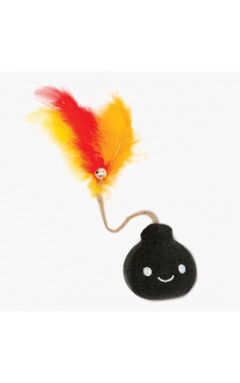 Catit Pirates Catnip Toy – Bomb