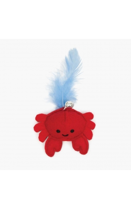 Catit Pirates Catnip Toy – Crab