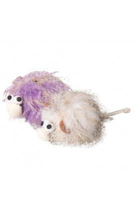 Flamigo Cat Pluche Wooly Monster