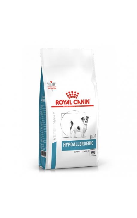 Royal Canin Veterinary Hypoallergenic Small 1kg