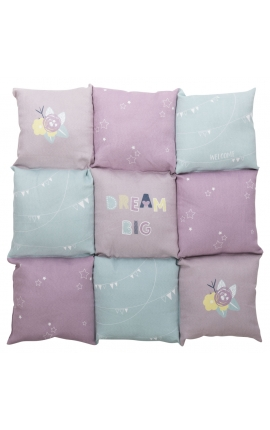 Trixie Junior Patchwork Cushion