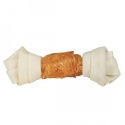 Denta Fun Knotted Chewing Bones with Chicken