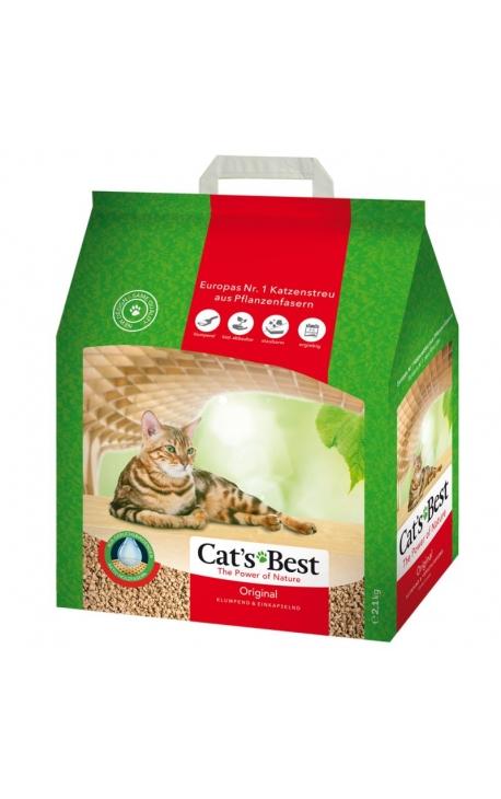Cat's Best Original Άμμος για Γάτες