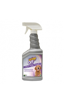Urine Off Dog & Puppy Hard Surface 500ml