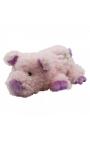 Happy Pet Puppy Toy Lavender  Honkers Piggy