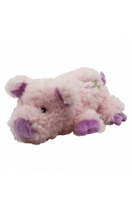 Happy Pet Puppy Toy Lavender  Honkers Piggy