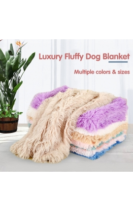 Pet Winter Blanket 78 x 54 cm