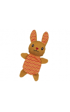 Nobby Plush Rabbit with Catnip