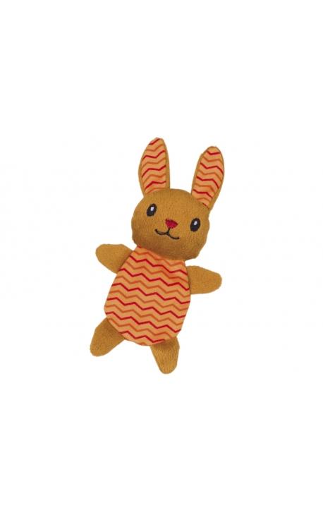 Nobby Plush Rabbit with Catnip