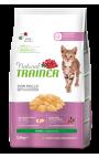 Natural Trainer YOUNG CAT (Κοτόπουλο-Γαλοπούλα)