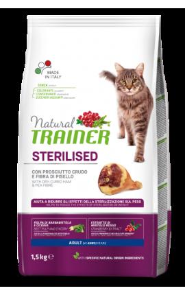 Natural Trainer ADULT STERILIZED Dry-Cured Ham (Προσούτο)