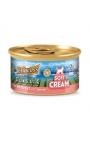 Princess Soft Cream Tuna Whitemeat With Salmon- 50g