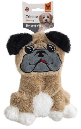 Fofos Crinkle Husky