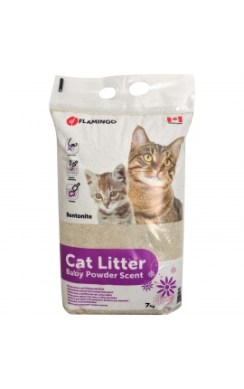 Karlie Cat Litter Baby Powder Scent 7 KG