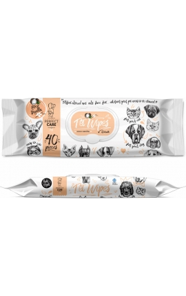 Perfect Care Pet Wipes Coco Vanilla