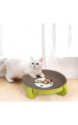 Pawise Cat Scratcher Lounge Relaxing Pad