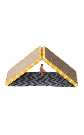 Pawise 3 in 1 Foldable Scratcher