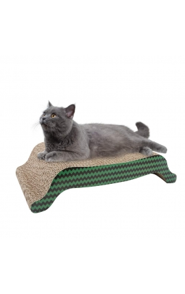 Pawise Arched Cat Scratcher