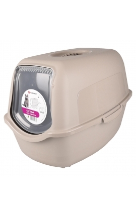 Flamingo Cat Toilet Lexie Light Grey