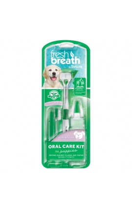 Tropiclean Puppy Oral Care Kit 59ml