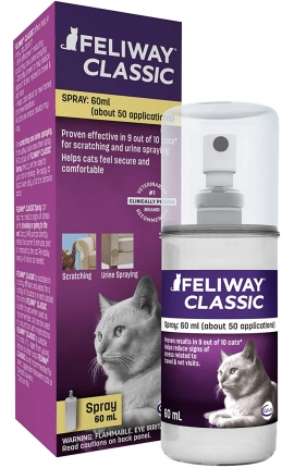 FELIWAY Classic Σπρέι 60 ml