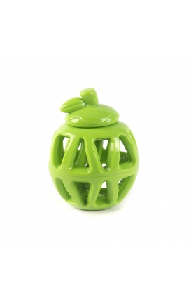Fofos Fruity-Bites Treat Dispenser Apple