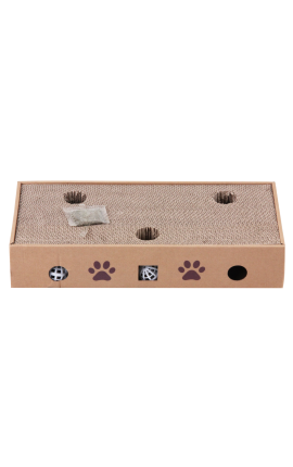 Pawise Cat Scratching Box 2 in 1