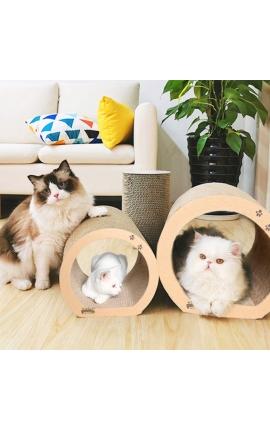 Pawise Cat Scratcher Cardboard - 3 τμχ