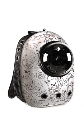 Pet Space Capsule Backpack