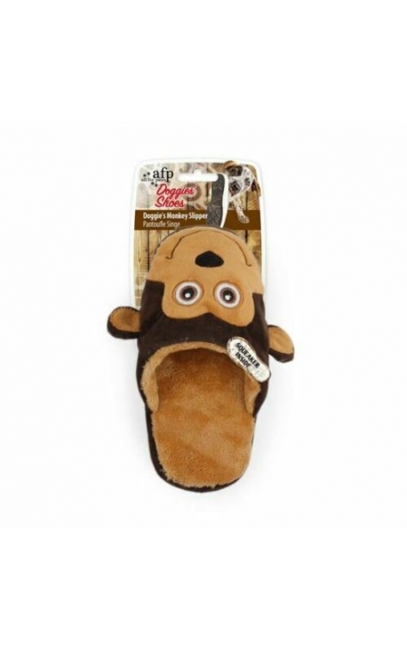 AFP Doggie's Monkey Slipper