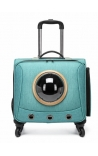 Pet Carrier Trolley Space Capsule