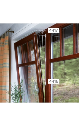 Trixie Protective Grille for Windows - Metal