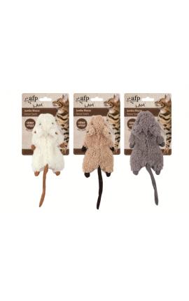 AFP Jumbo Crinkle Catnip Rodent