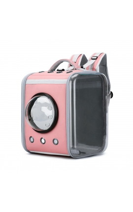 Pet Space Capsule Transparent Backpack