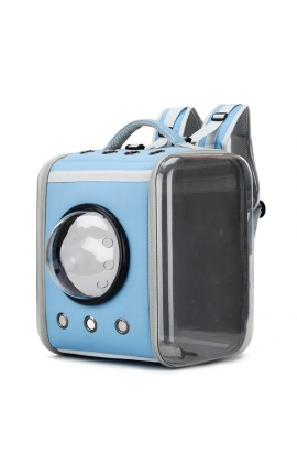 Pet Space Capsule Transparent Backpack