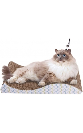 Pawise Fish Shaped Cat Scratcher
