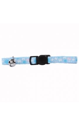 Pawise Cat Collar Light Blue
