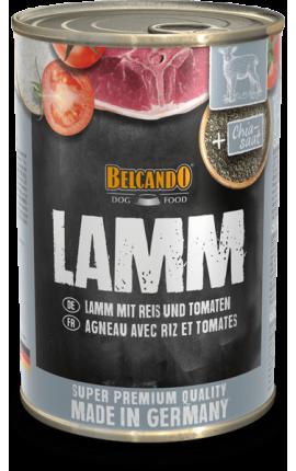 Belcando Super Premium Tin Lamb 400 gr