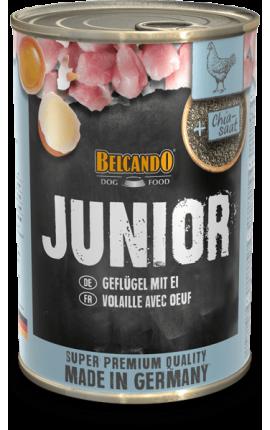 Belcando Super Premium Tin Junior 400 gr