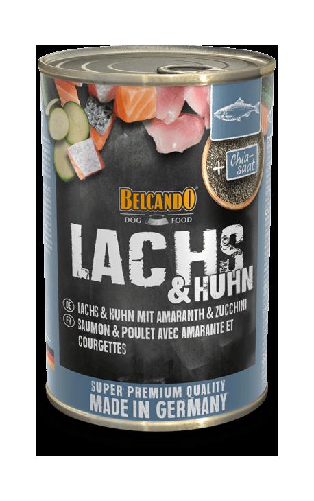 Belcando Super Premium Tin Salmon 400 gr