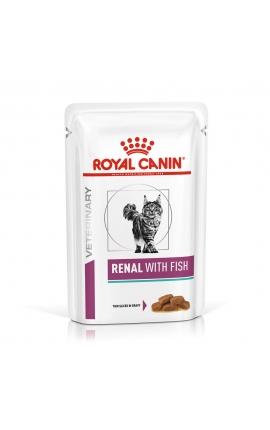 Royal Canin Veterinary Renal Fish