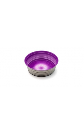 Leo Pet Inox Glossy Bowl 450ml