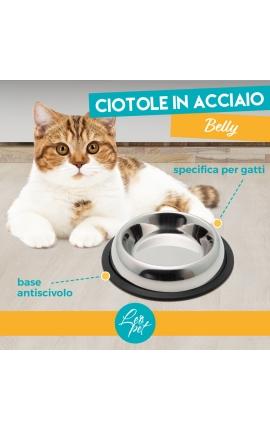 Leo Pet Inox Feed Non Slip Base