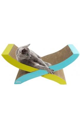Pawise Hammock Cat Scratcher 2 in 1