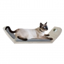 AFP Skywalk Scratcher Lounge Bed with Catnip
