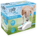 AFP Garden Dog Drinking Water Fountain