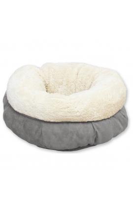 AFP Donut Bed Grey