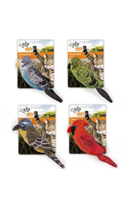 AFP Natural Catnip Bird