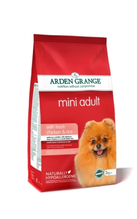 ARDEN GRANGE ADULT MINI WITH FESH CHICKEN AND RICE