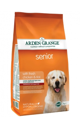 ARDEN GRANGE DOG ADULT SENIOR